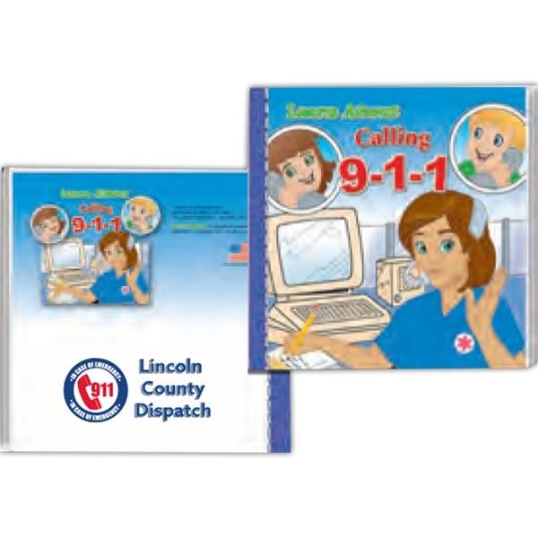 Main Product Image for Storybook - Learn About Calling 9-1-1
