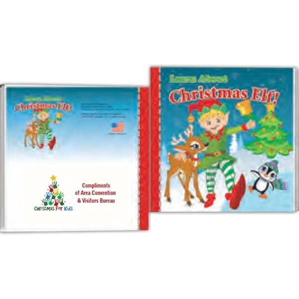 Main Product Image for Storybook - Learn About Christmas Elf