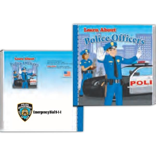 Main Product Image for Storybook - Learn About Police Officers