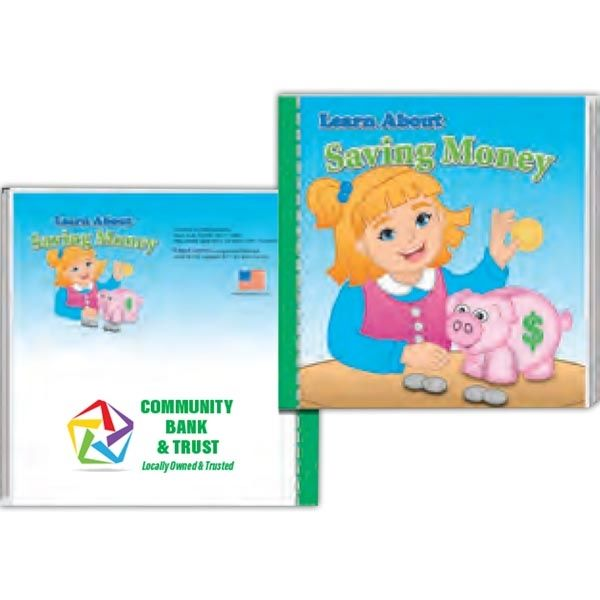 Main Product Image for Storybook - Learn About Saving Money