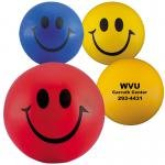 Buy Stress Reliever Ball - Round - Smiley Face