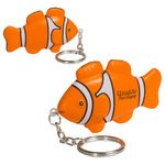 Buy Stress Reliever Key Chain - Clown Fish
