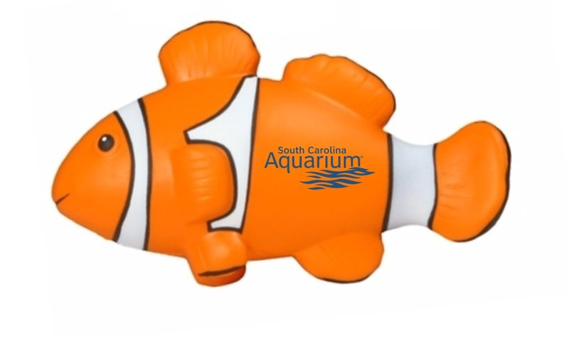 Main Product Image for Stress Reliever Clown Fish