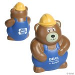 Buy Stress Reliever Construction Worker - Bear