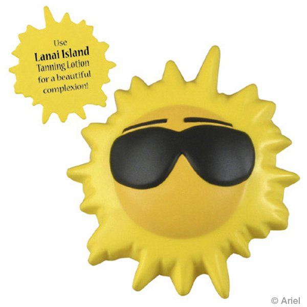 Main Product Image for Stress Reliever Cool Sun