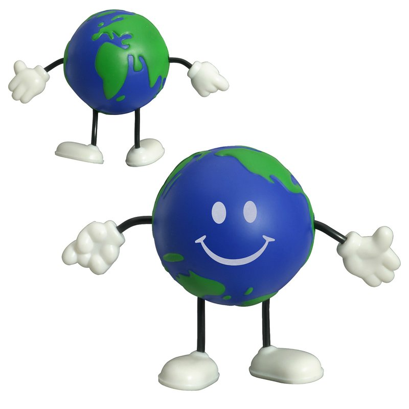 Main Product Image for Stress Reliever Earthball Figure