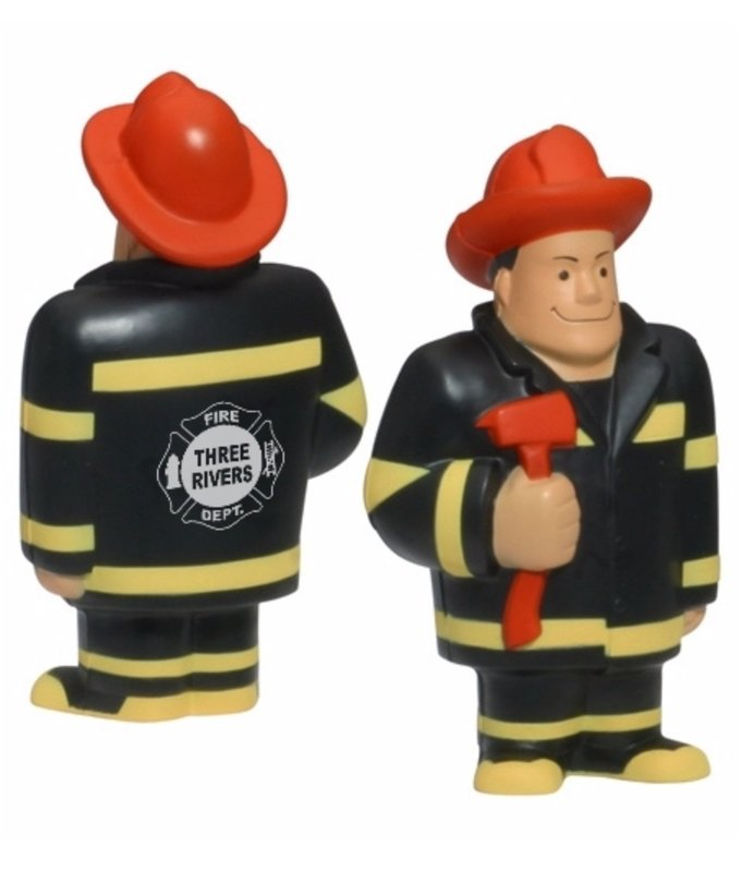 Main Product Image for Stress Reliever Fireman