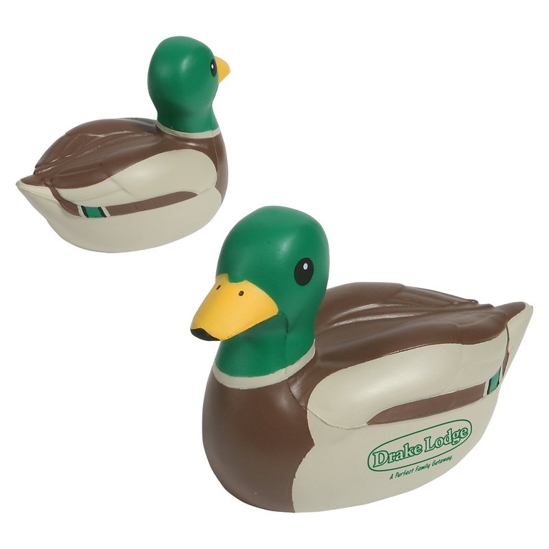 Main Product Image for Stress Reliever Mallard Duck