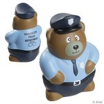 Buy Stress Reliever Police Bear