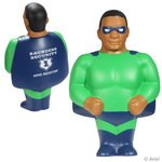 Buy Stress Reliever African American Super Hero