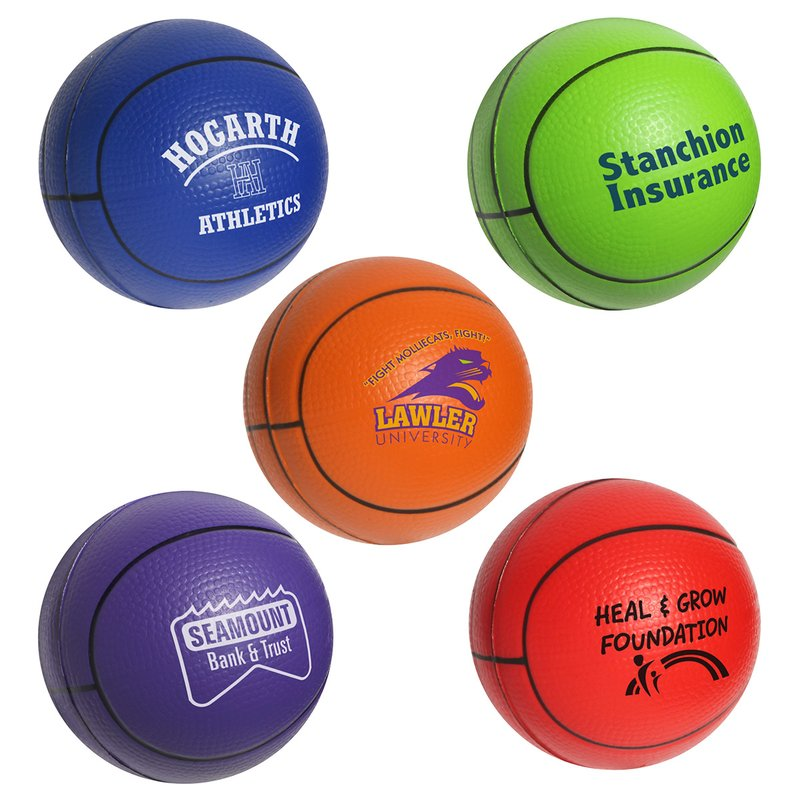 Main Product Image for Stress Reliever Basketball