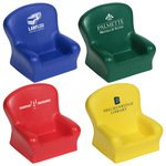 Buy Stress Reliever Chair Shaped Desktop Bin