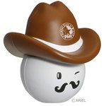 Buy Stress Reliever Ball - Cowboy