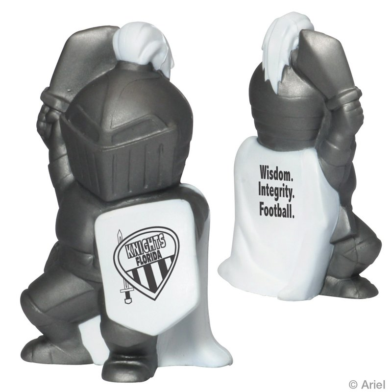 Main Product Image for Stress Reliever Knight Mascot
