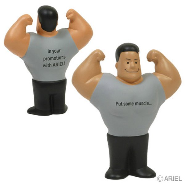 Main Product Image for Stress Reliever Muscle Man