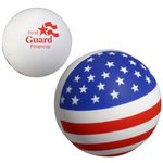 Buy Stress Reliever Stress Ball - Patriotic