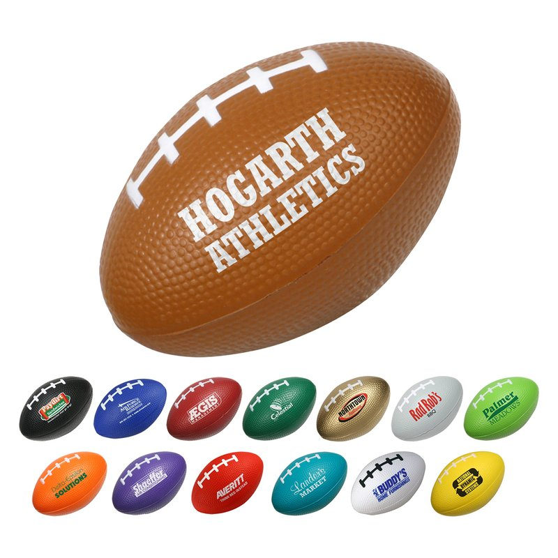 Main Product Image for Stress Reliever Small Football