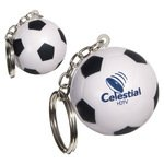 Buy Stress Reliever Key Chain Soccer Ball