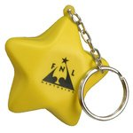 Buy Stress Reliever Key Chain - Star