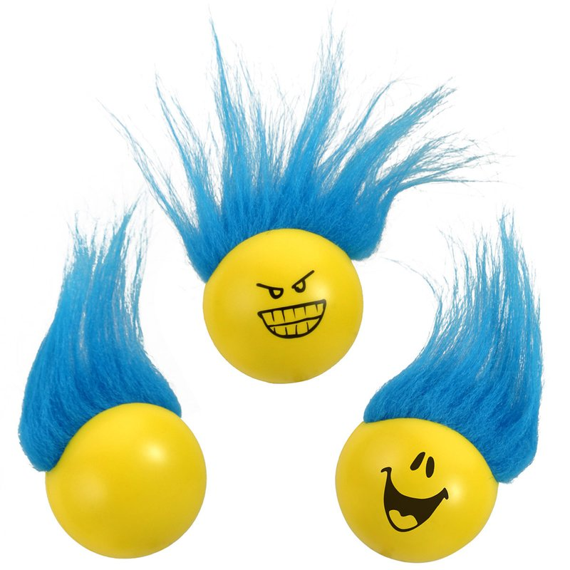 Main Product Image for Stress Reliever Ball - Troll