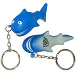 Buy Stress Reliever Key Chain - Shark