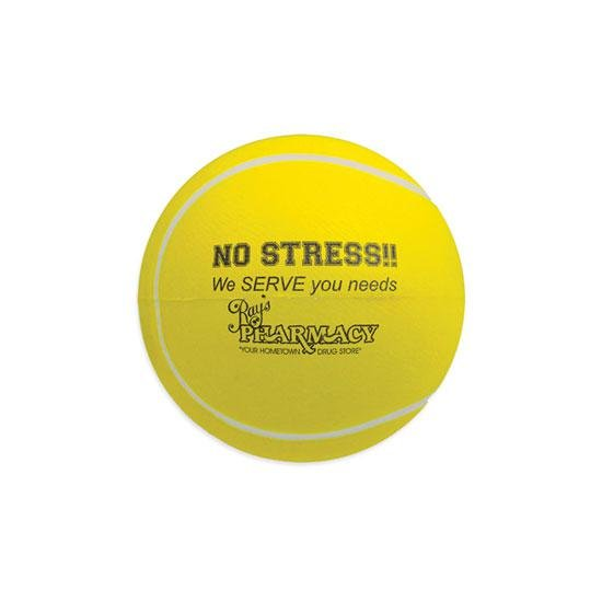 Main Product Image for Stress Reliever  Tennis Ball