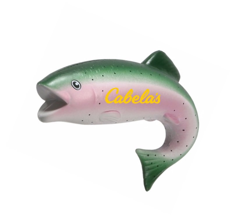 Main Product Image for Stress Reliever Trout Fish
