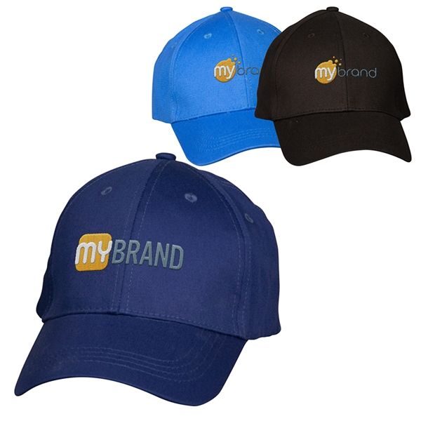 Main Product Image for Structured Stretch Fitted Cap