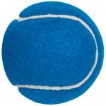 Synthetic Promotional Tennis Ball - Blue