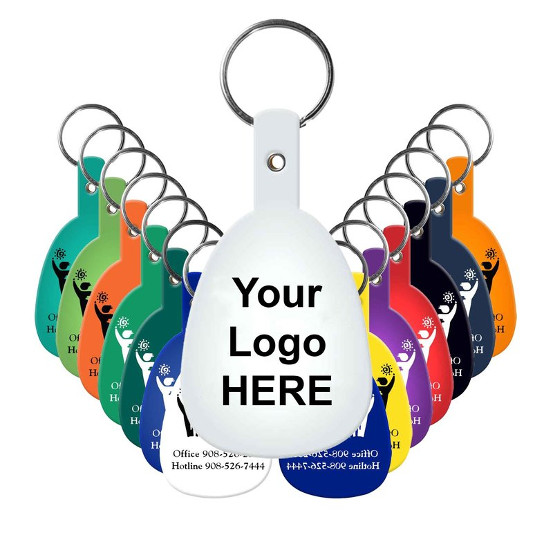 Main Product Image for Tab Flexible Key Tag