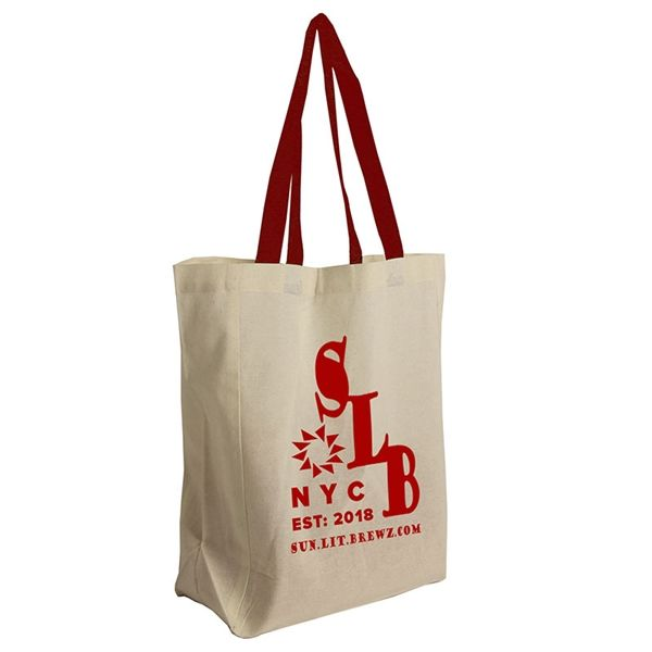 Main Product Image for The Brunch Tote - Cotton Grocery Tote