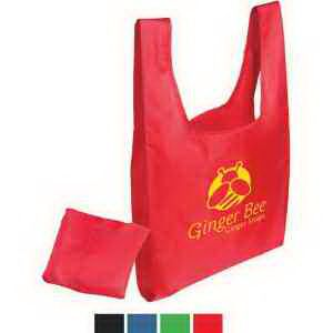 Main Product Image for Custom Imprinted Tote Bag Tide Twister Folding Bag