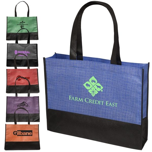 Main Product Image for Tonal Non-Woven Tote Bag