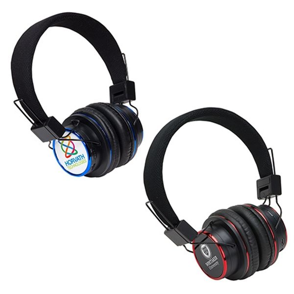 Main Product Image for Top Sound Noise Cancellation Wireless Folding Headphones