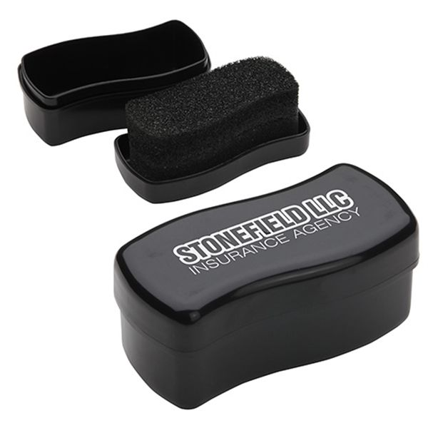 Main Product Image for Touch-Up Shoe Shine Black Polish