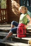Trail Loop Drawstring Backpack -