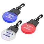 Buy Custom Imprinted Tri-Safety Light clip