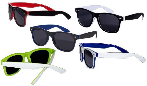 ca4058cec26 Main Product Image for Custom Sunglasses Two Tone Glossy