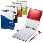 Buy Two-Tone Jotter with MopTopper (TM) Stylus Pen