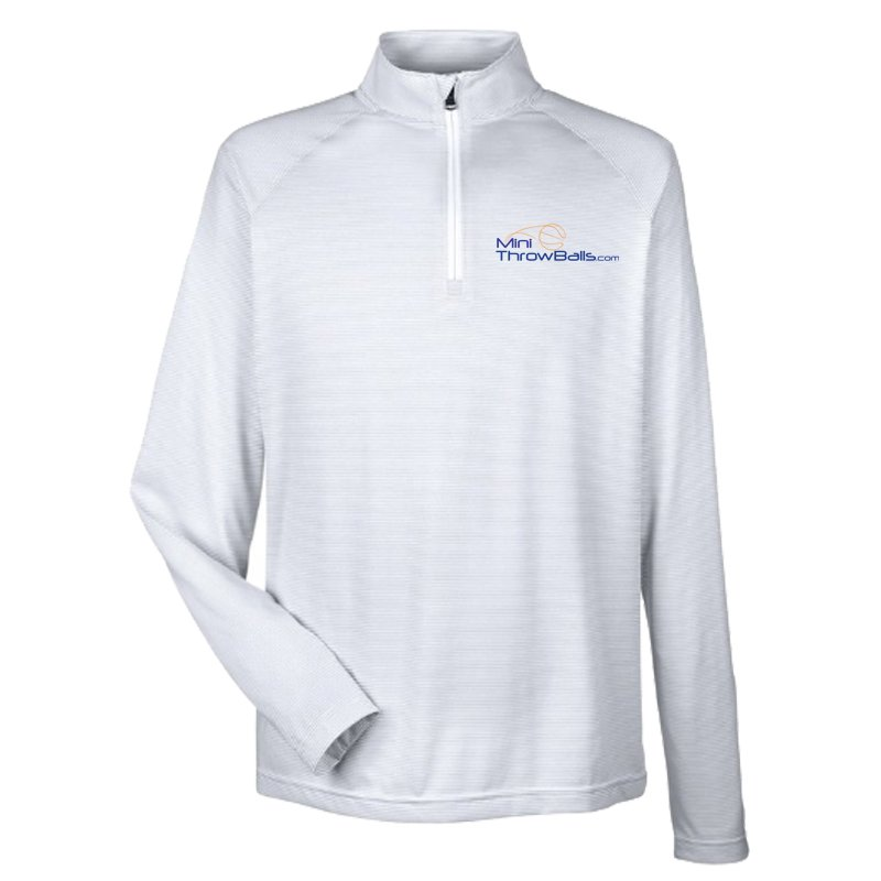 Main Product Image for Under Armour Tech Stripe Quarter Zip with FREE embroidered logo