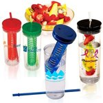 Buy Water bottle with infuser Thirstinator Sipper 20 oz