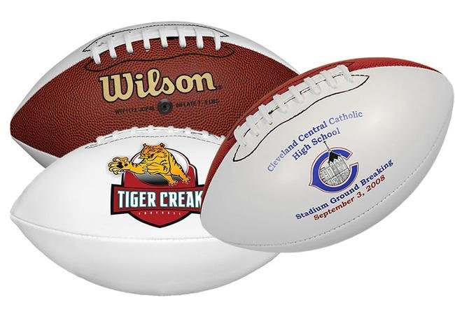 Main Product Image for Wilson Autograph Football - Full Size