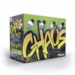 Buy Wilson Chaos Custom Logo Golf Balls - 24 ball pack -Std Serv