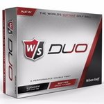 Buy Wilson Staff Duo Custom Logo Golf Balls Std Serv