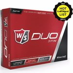 Buy Wilson Staff Duo Spin Custom Logo Golf Balls