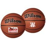 Wilson Synthetic Leather Basketball - Full Size