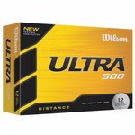 Buy Wilson Ultra 500 Distance Custom Logo Golf Balls