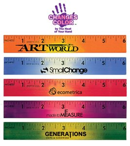 Main Product Image for Wooden Mood Ruler - 6""