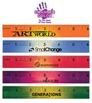 "Wooden Mood Ruler - 6"" -"