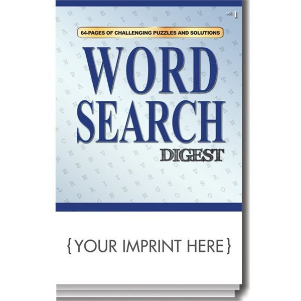 Main Product Image for Word Search Digest Puzzle Book